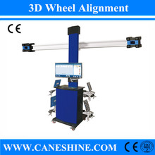 2015 High Quality Good Price E&ISO Certificate Factory Price 3D Vehicle Equipment Car Wheel Alignment Garage Equipment CS-4065