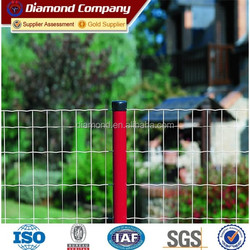 galvanized welded wire fence / high quality welded wire fence / welded wire fence panels