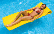 Polyethylene Plastic Pontoon Pool Floats For Water Sports Recreaton Floating Mat Pool Water Bed