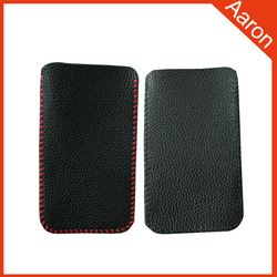 good quality phone accessories leather case for phone