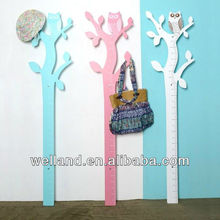 Kid coat rack tree C