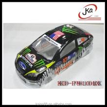 JKA-P8104X Ford 1:10 Radio Control Car body shell 1/10 RC car PVC painted body 190mm