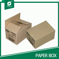 HIGH QUALITY FACTORY SALE BROWN KRAFT PAPER PACKAGING BOX
