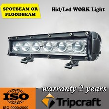 30W Single Row Led Offroad Light Bar promotion price 6pcs* 5w led light bar for offroad 4x4