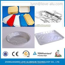 PERFECT product of disposable aluminum food tray/aluminium foil takeaway container