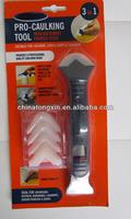 caulking tools silicone trowel& silicone scraper pro DIY cauling caulk tools