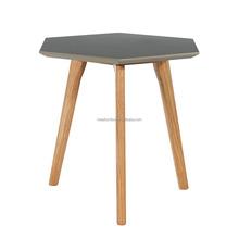 Small diamond shape high coffee table side table