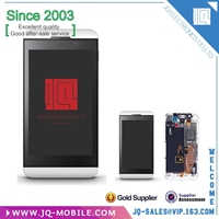 100% guarantee Test quality mobile phone display digitizer assembly for Blackberry Z10
