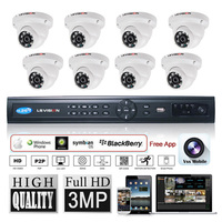 LS VISION ge security system ip camera audio input output dvr network client