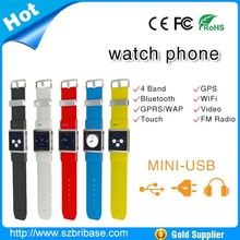 Big discount! 3G Dual Core GPS wifi Android Phone Watch