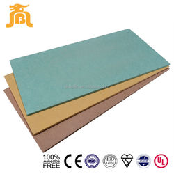 Guangdong supplier fiber cement decorative outdoor wall panel