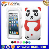 Cute 3D Panda Animal Case For iPod Touch 5