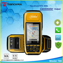 High Precision Handheld Android Dual Frequency Rtk Gps Instrument,Dual Cards Dual Standby 3.5G ,GIS GNSS DGPS