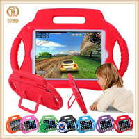 For iPad Mini Hard Cover Radio Shape Kids Proof Thick Foam Stand Case