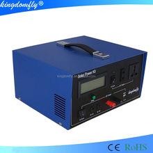 smart 500w solar power system kit from shenzhen factory for Bruma market