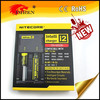 Hot sale 18650 battery charger Nitecore Intelligent charger Nitecore i2 / Nitecore i4 charger