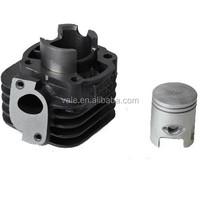 motorcycle parts for ceramic cylinder JOG 50 motorcycle cylinder 40MM