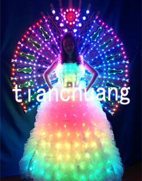 What s the most annoying un useful or frustrating #2: LED Light Costumes Neon Glow Lighting Clothes