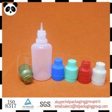 30ml plastic bottle e liquid pet dropper bottle e cigarette liquid high quality