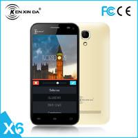 Elegant exterio 2G/3G Dual sim card dual standby 8Gb+1Gb 2200mAh black,white,red,flat mobile phone