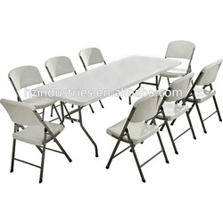 Manufacturer children plastic table and chair for sale