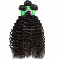 natural unprocessed raw virgin indian soft wavy human hair curly weave wholesale