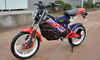 new design high quality competitive price Chinese 50cc foldable chopper motorcycle with multifuction