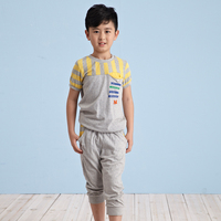 Hotsale boutique kids boys clothing sets