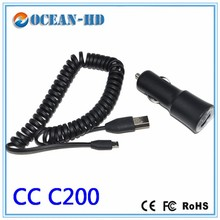 China wholesale car charger CC C200 for HTC G11 EVO 4G A6363 T9188