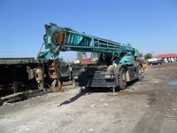 Kebolco Used Truck Crane RK450 /45ton all rough terrain crane