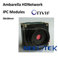 MP HD CCTV CMOS digital Ambarella 1080P security cctv camera modules with ONVIF H.264