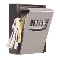 WALL Mounted metal key storage key lock box