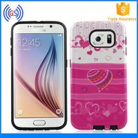 China Alibaba fashion design with OEM/ODM patterns TPU+PC 2 in 1 mobile phone case for Samsung I9300/Galaxy S3