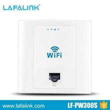 Inwall 24V POE supply mini wireless ap