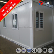 Low cost mobile container home