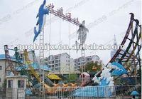 names of amusement park rides
