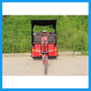 electric trike taxi with three wheels