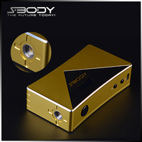 2015 e-cigarette with digital display 50W mod battery the best box mod