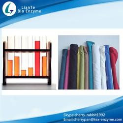 Make The Fabric Soft Textile Uses Textile Enzyme Acid Cellulase Enzyme