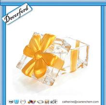 Handmade square Glass Jewelry Boxe