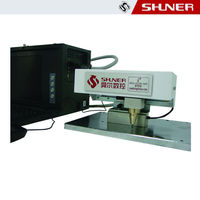 IPC-140 Portable pneumatic nameplate marking machine for logo companies looking for sales agent