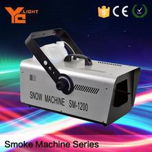 Top Chinese Stage Light Maker Cost Effective Big Snow Snow Making Machine
