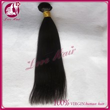 wholesale pure real indian remy raw virgin remy human straight 19 inch hair weft for sale
