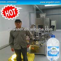 5L/7L/10L PET bottled mineral water plant/5 liter natural mineral water production line