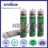 Ageing resistant acetic acid curing, fast curing speed mould-proof silicone sealant