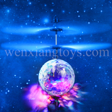 music flying ball rc ufo reaction fly ball for baby toys