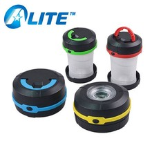 360 Degree Light Distribution 3W 5hours Standby Time Led Camping Lantern