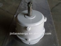 low rpm PMG magnetic generator/vertical axis wind turbine motors prices for sale
