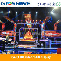innovative products for import 2014 new products P4.81 HD LED display screen