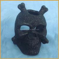 wholesale halloween skull head ceramic skull